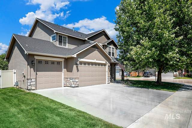 1762 W Canyon Ranch St, Meridian, ID 83646 (MLS #98776258) :: Epic Realty