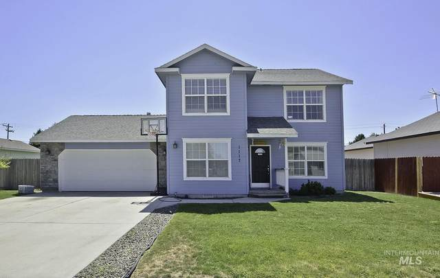 1117 W Hawaii Ave, Nampa, ID 83686 (MLS #98776273) :: Own Boise Real Estate