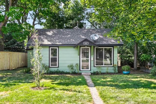1007 N 28th St, Boise, ID 83702 (MLS #98776288) :: Full Sail Real Estate