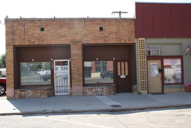 107 S Commercial, Emmett, ID 83617 (MLS #98776297) :: Boise River Realty