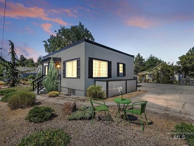 1015 N 27th Street, Boise, ID 83702 (MLS #98776307) :: Navigate Real Estate