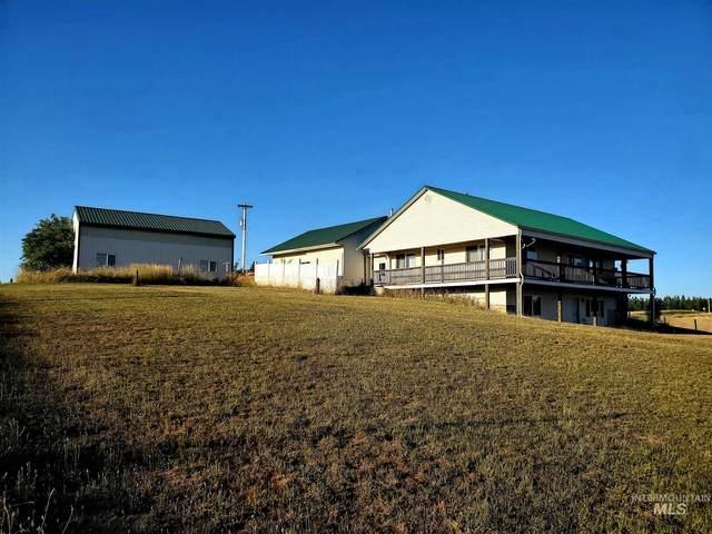 5404 Freeman Creek Rd, Lenore, ID 83541 (MLS #98776318) :: Juniper Realty Group