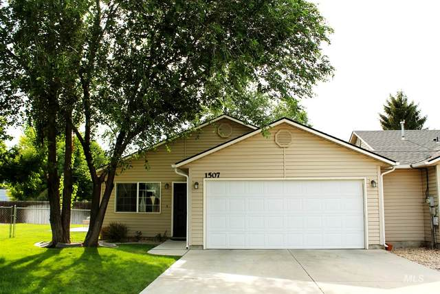 1507 W Orchard Ave, Nampa, ID 83651 (MLS #98776345) :: Juniper Realty Group