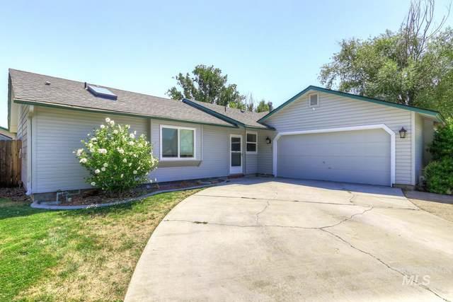 184 S Lynwood Circle, Meridian, ID 83642 (MLS #98776369) :: Juniper Realty Group