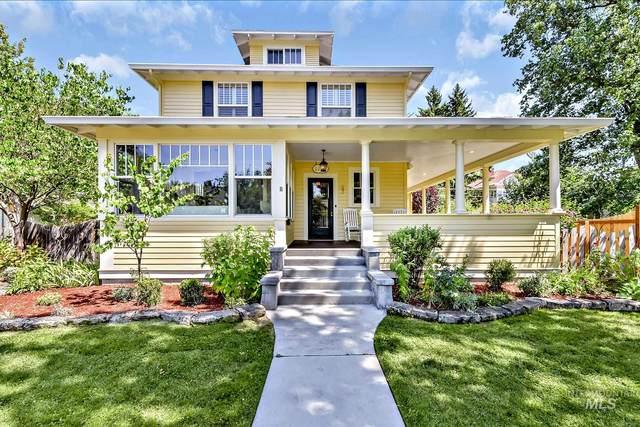 1118 N 17th St., Boise, ID 83702 (MLS #98776378) :: Navigate Real Estate