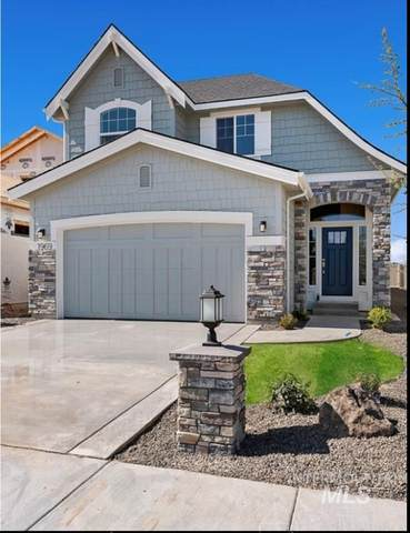 1910 E Knobcone Drive, Meridian, ID 83642 (MLS #98776388) :: Full Sail Real Estate