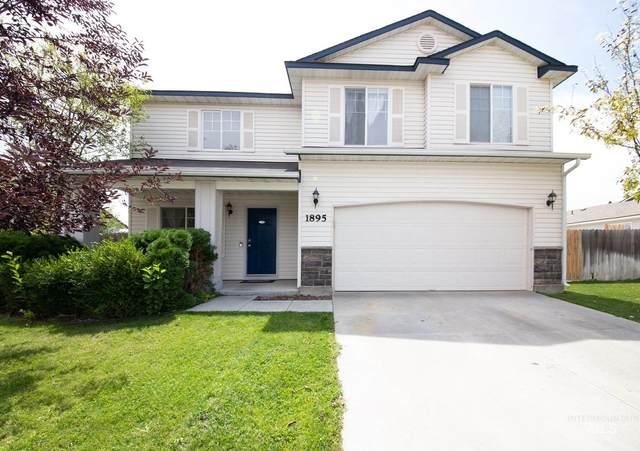 1895 W Ridge Pointe Ave, Nampa, ID 83651 (MLS #98776389) :: Own Boise Real Estate