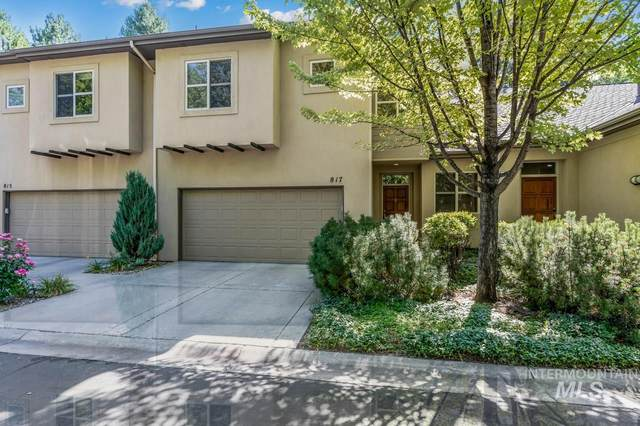 817 E Riverpark Ln, Boise, ID 83706 (MLS #98776390) :: Team One Group Real Estate
