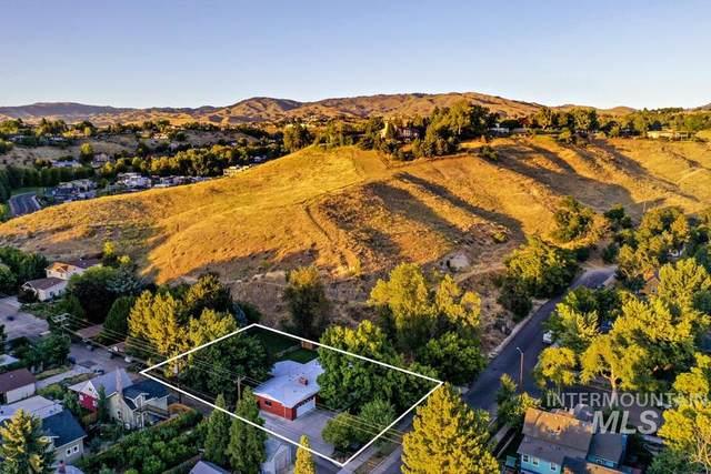602 W Alturas St, Boise, ID 83702 (MLS #98776405) :: Navigate Real Estate