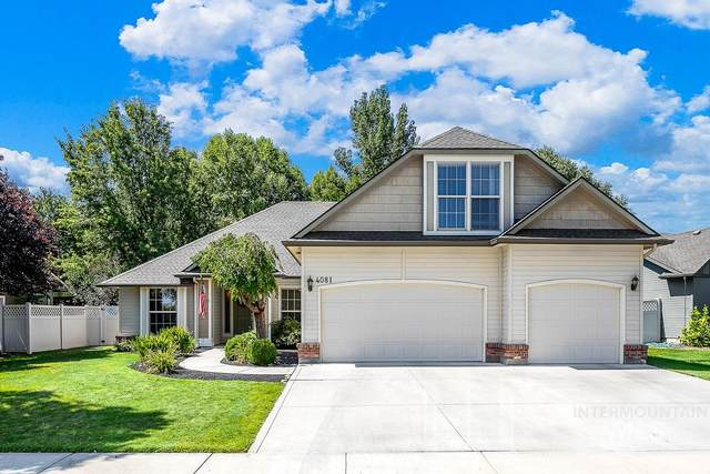 4081 Breeze Creek Way, Meridian, ID 83646 (MLS #98776418) :: Juniper Realty Group