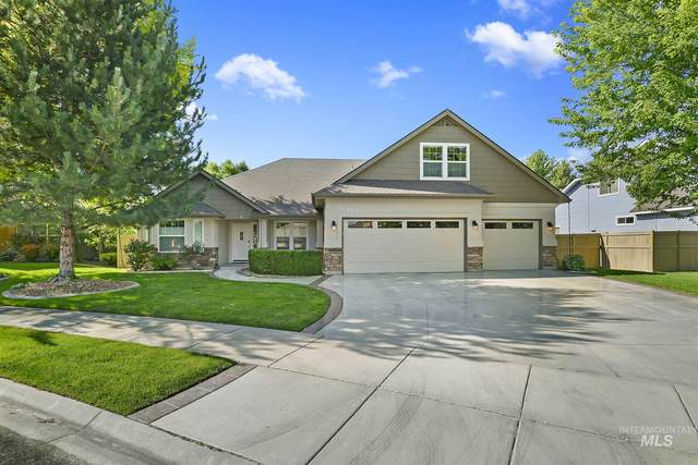 4299 W Dillon, Meridian, ID 83646 (MLS #98776447) :: Team One Group Real Estate