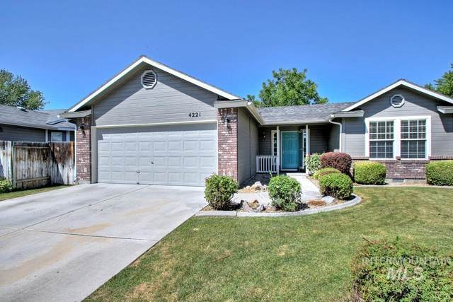 4221 S Danridge Ave, Boise, ID 83716 (MLS #98776455) :: Jon Gosche Real Estate, LLC