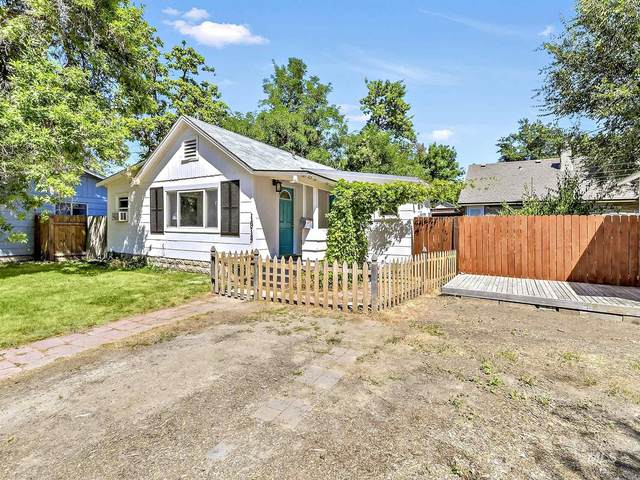 1618 S Lincoln Ave, Boise, ID 83706 (MLS #98776458) :: Team One Group Real Estate
