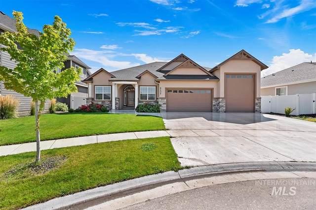 5132 S Twilight Mist Way, Meridian, ID 83642 (MLS #98776469) :: Own Boise Real Estate