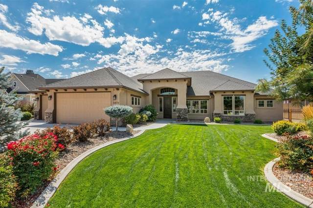 5971 W Piaffe Court, Eagle, ID 83616 (MLS #98776470) :: Team One Group Real Estate