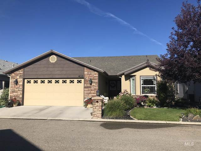 433 N David Frost St., Nampa, ID 83651 (MLS #98776476) :: Jon Gosche Real Estate, LLC