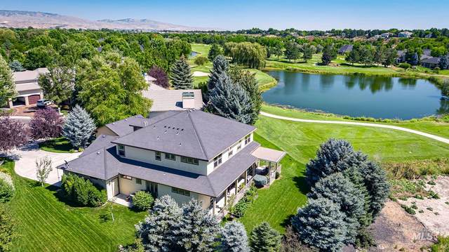 1398 W Overlake, Eagle, ID 83616 (MLS #98776491) :: Boise River Realty