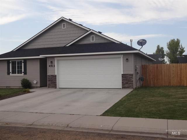 4513 Eleanor St, Caldwell, ID 83607 (MLS #98776504) :: Team One Group Real Estate
