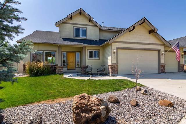 581 N Devon Place, Star, ID 83669 (MLS #98776519) :: Navigate Real Estate