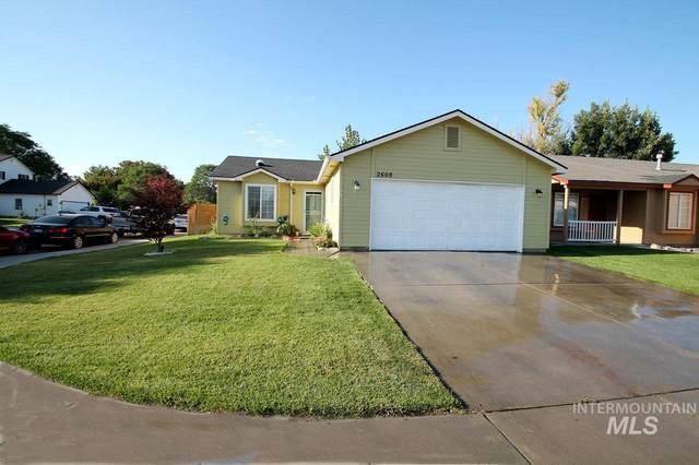 2608 Beech St, Caldwell, ID 83605 (MLS #98776520) :: Team One Group Real Estate