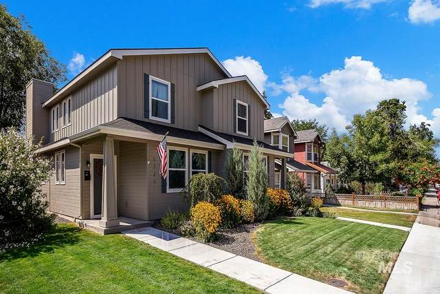 1723 S Robert, Boise, ID 83705 (MLS #98776528) :: Navigate Real Estate