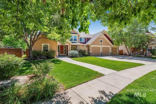 731 W Bacall Street, Meridian, ID 83646 (MLS #98776553) :: Navigate Real Estate