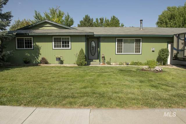 2207 S Chestnut St, Nampa, ID 83686 (MLS #98776561) :: Navigate Real Estate