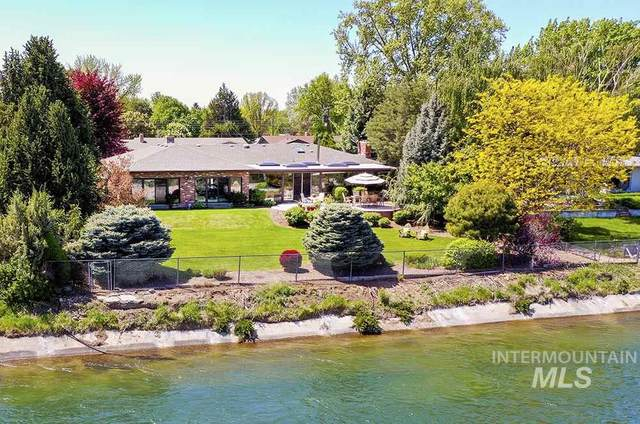 3602 W Hillcrest Dr, Boise, ID 83705 (MLS #98776593) :: Full Sail Real Estate