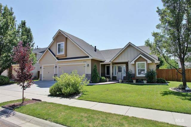 2325 W Rattlesnake Dr, Meridian, ID 83646 (MLS #98776601) :: Own Boise Real Estate