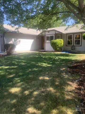 9341 W Halstead Drive, Boise, ID 83704 (MLS #98776606) :: Navigate Real Estate