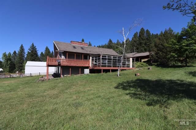23 Whitetail Acres Lane, Grangeville, ID 83530 (MLS #98776609) :: Boise River Realty