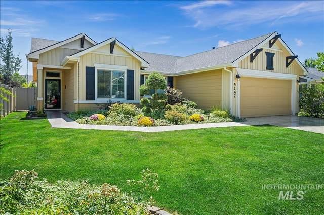 5147 W Brunmier Dr, Eagle, ID 83616 (MLS #98776610) :: Navigate Real Estate