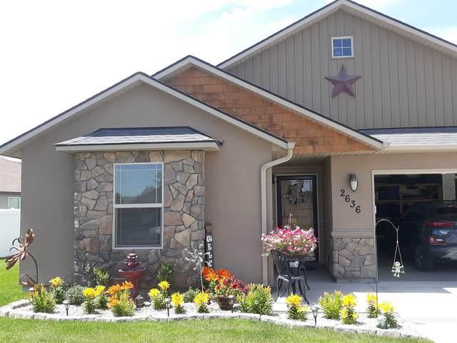 2636 Yellowstone  Trail #2636, Burley, ID 83318 (MLS #98776622) :: Adam Alexander