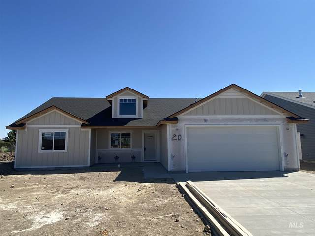 1205 4th Avenue East, Jerome, ID 83338 (MLS #98776628) :: Full Sail Real Estate