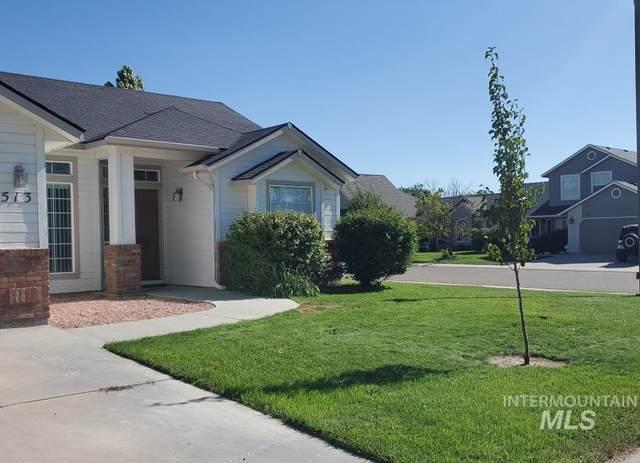 513 E Willowridge, Kuna, ID 83634 (MLS #98776631) :: Team One Group Real Estate