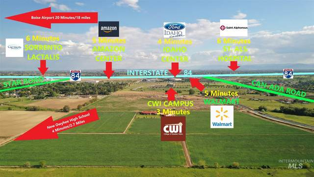 17672 N Can-Ada, Nampa, ID 83687 (MLS #98776634) :: Team One Group Real Estate