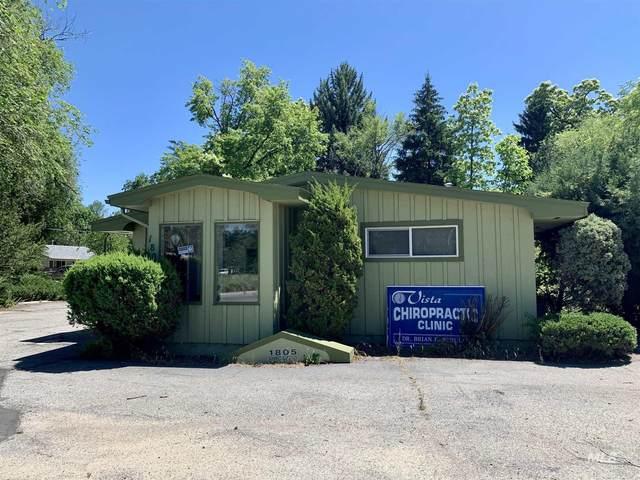 1805 W Overland Drive, Boise, ID 83705 (MLS #98776638) :: Full Sail Real Estate