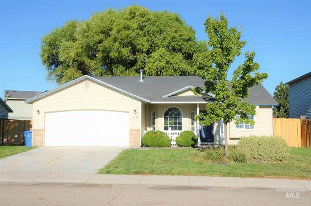 115 N Kildeer Way, Nampa, ID 83651 (MLS #98776668) :: Jon Gosche Real Estate, LLC