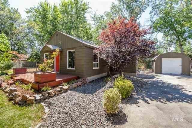 2723 W Woodlawn, Boise, ID 83702 (MLS #98776676) :: Own Boise Real Estate