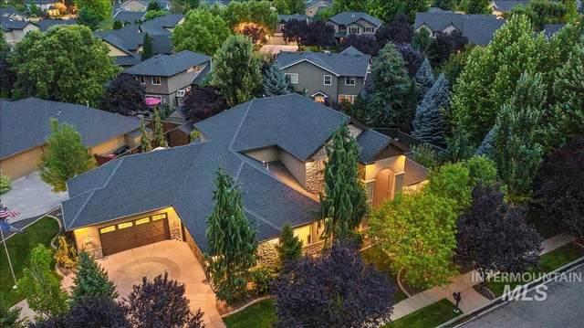 4134 N Heritage Woods Way, Meridian, ID 83646 (MLS #98776678) :: Own Boise Real Estate