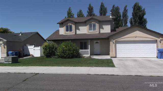 1265 Quail Street, Twin Falls, ID 83301 (MLS #98776689) :: Story Real Estate