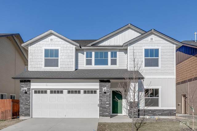 4456 W Silver River St, Meridian, ID 83646 (MLS #98776706) :: Own Boise Real Estate