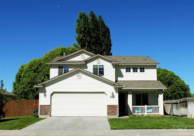 2158 W Shy Creek, Nampa, ID 83686 (MLS #98776718) :: Own Boise Real Estate