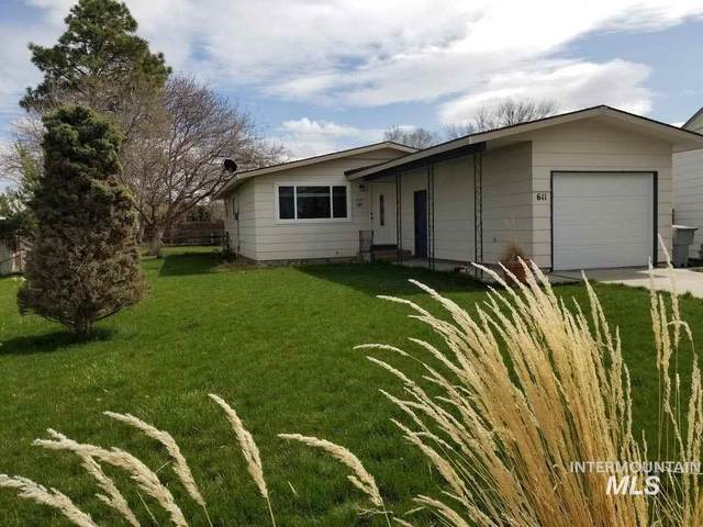 611 Hudson Dr., Nampa, ID 83651 (MLS #98776744) :: Minegar Gamble Premier Real Estate Services