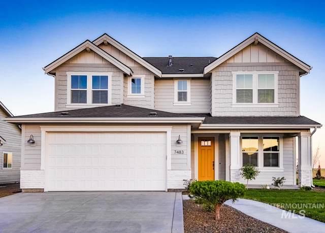 2531 E Ashlar Dr, Meridian, ID 83642 (MLS #98776768) :: Own Boise Real Estate