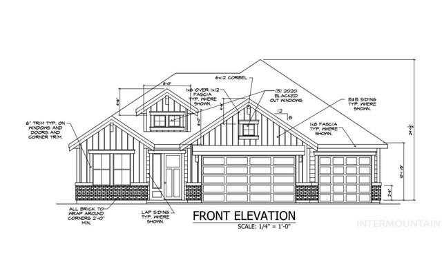 4910 S Carneros Way, Meridian, ID 83642 (MLS #98776769) :: Own Boise Real Estate