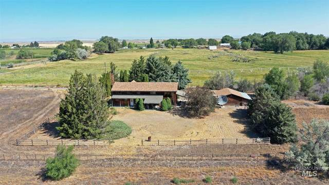 2826 S 1900 E, Wendell, ID 83355 (MLS #98776776) :: Own Boise Real Estate