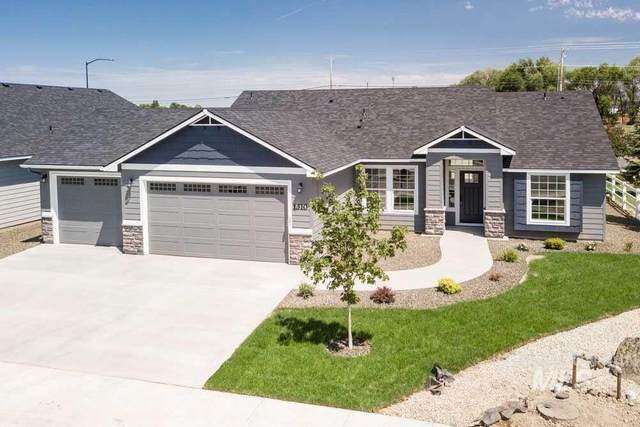 8262 E Twin Eagles Street, Nampa, ID 83687 (MLS #98776787) :: New View Team