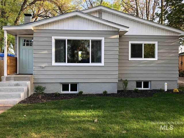 209 Hudson, Nampa, ID 83651 (MLS #98776803) :: City of Trees Real Estate