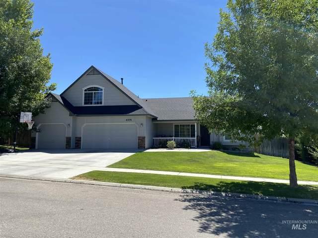 4375 E Alderstone St, Nampa, ID 83686 (MLS #98776806) :: Build Idaho